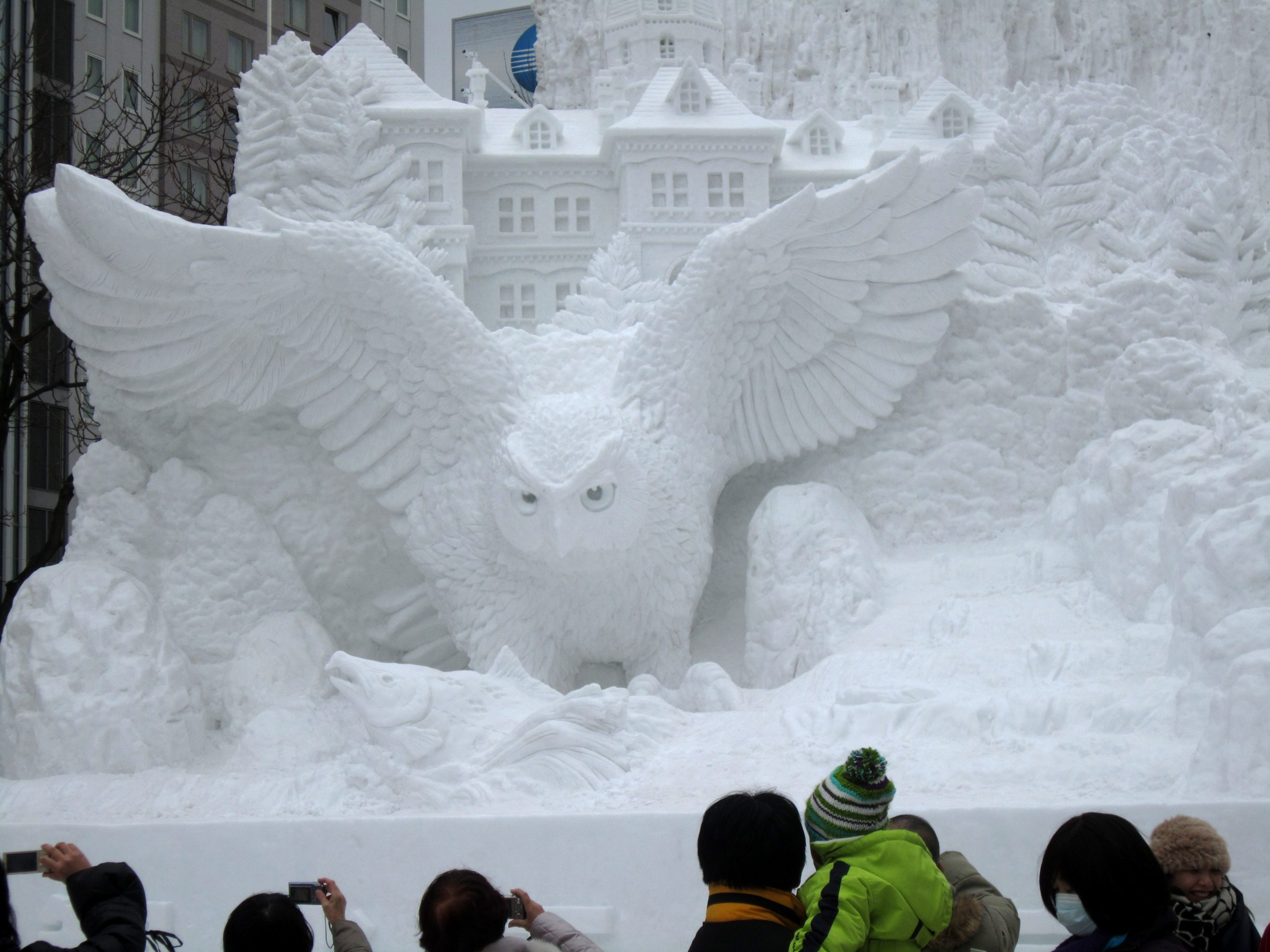 japan tour travel agent holiday winter snow festival